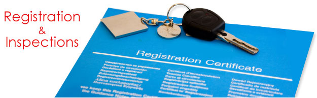Registration and Inspections